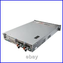 Dell PowerEdge R730XD Server / 2x E5-2630 V3 2.4GHz = 16 Core / 128GB / 8x Trays