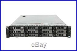 Dell PowerEdge R730xd 2x 12C E5-2690v3 2.9Ghz 256GB Ram 12x 3TB 7.2K HDD Server