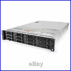iDRAC 7 Express 2X Intel Xeon E5-2670 2.6GHz 8C PERC H310 2X 1TB 7.2K SAS 2.5 Certified Refurbished Dell PowerEdge M620 2-Bay SFF Blade Server 384GB DDR3