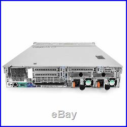 Dell PowerEdge R730xd Server 2x 2.40Ghz E5-2620v3 6C 32GB 2x Caddies Enterprise