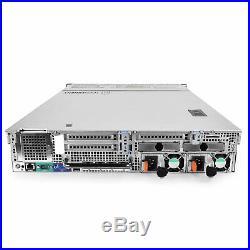 Dell PowerEdge R730xd Server 2x 2.40Ghz E5-2630v3 8C 96GB 12x 3TB SAS Enterprise