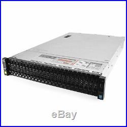 Dell PowerEdge R730xd Server 2x 2.50Ghz E5-2680v3 12C 256GB High-End