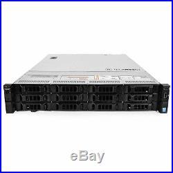 Dell PowerEdge R730xd Server 2x 2.60Ghz E5-2660v3 10C 192GB 12x 3TB SAS High-End