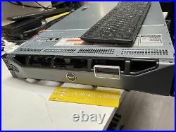 Dell PowerEdge R730xd Xeon 2E5-2630Lv3 32GB Perc H730p Mini rail kit 12LFF 2SFF