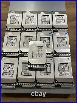 Dell PowerEdge R740XD Xeon Gold 5118 32GB 13x 10TB HDD 2x 120GB SSD H740p