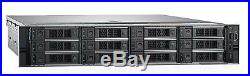 Dell PowerEdge R740xd CTO Configure-To-Order Server 12x 3.5 Bay With 2x PSU