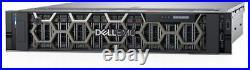 Dell PowerEdge R740xd CTO Configure-To-Order Server 24x 2.5 HDD Bay + 2x PSU