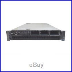 Dell PowerEdge R810 20-Core 2.00GHz E7-2850 32GB RAM H700 iDRAC6 No 2.5 HDD