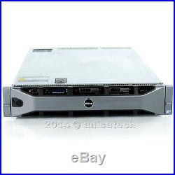 Dell PowerEdge R810 4x X7560 2.26Ghz 8-CORE 256GB RAM PERC H700 32-CORES NO DISK