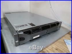Dell PowerEdge R810 Quad cpu socket server 2x X7560 2.27GHz (16 Cores)&