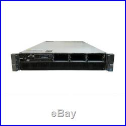 2x PSU 502W Dell PowerEdge R610 Barebone Chassis Server System