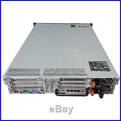 Dell PowerEdge R815 SFF Barebones & H700 512MB No CPU RAM HDD Heatsinks