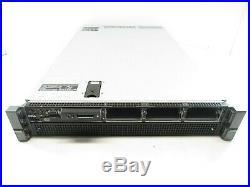 Dell PowerEdge R815 Server 2x Opteron OS6348 2.8GHz 32GB RAM H700 2x 1100W