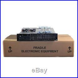 Dell PowerEdge R820 16x2.5 SFF 2U Server CTO 2x1100W H710 iDRAC 7 Ent Rails