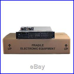 Dell PowerEdge R820 16x2.5 SFF 2U Server CTO 2x1100W H710 iDRAC 7 Enterprise