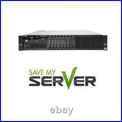 Dell PowerEdge R820 Server 4x 2.40GHz E5-4640 32 Cores 128GB 2x 200GB SSD