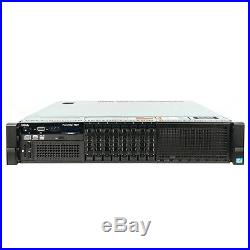 Dell PowerEdge R820 Server 4x 2.70Ghz E5-4650 8C 32GB 2x 146GB 15K SAS High-End