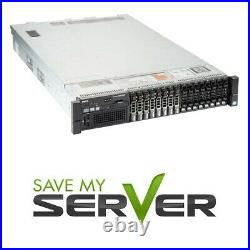 Dell PowerEdge R820 Server / 4x E5-4640 = 32 Cores / 128GB RAM / 16x 1TB HDD