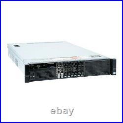 Dell PowerEdge R820 Server / 4x E5-4650 V2 = 40 Cores / 256GB RAM / 2x 1TB SSD