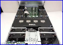 Dell PowerEdge R900 4x Intel Xeon E7450 Six Core 2.40GHz 128GB RAM 5 x 146GB SAS