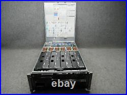 Dell PowerEdge R910 4x Xeon E7-4830 @2.13GHz 64GB DDR3 ECC RAM No HDD