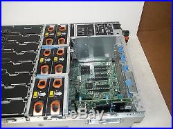 Dell PowerEdge R910 4x1.86GHz 24 Core Server 128GB 4x300GB Hex Core RPS H700 SAS