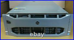 Dell PowerEdge R910 CTO 4U Rack Server 4x CPU 16x 2.5 HDD Bays H700 2GB RAID