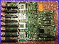 Dell PowerEdge R910 Server Motherboard Quad Xeon LGA 1567 P658H