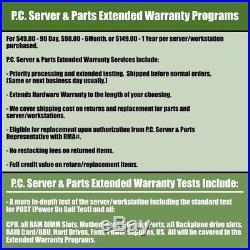 Dell PowerEdge R910 Virtualization Server 4x 2.26GHz 40 Core 128GB 4x Caddy H700