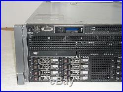 Dell PowerEdge R910 Virtualization Server 4x2.13GHz 32 Core 128GB 4x300GB H700