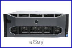 Dell PowerEdge R920 4 x E7-4880v2 15-Core, 256GB, H730P, iDRAC7