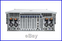 Dell PowerEdge R920 4 x E7-4880v2 15-Core, 512GB, H730P, iDRAC7