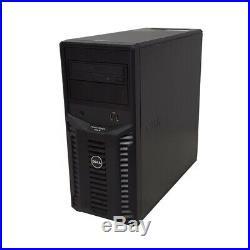 Dell PowerEdge T110 II Server 4-Core 3.30GHz E3-1230 v2 16GB 1x 250GB 3.5 SATA