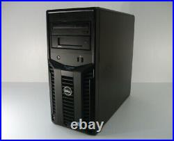 Dell PowerEdge T110 II Server Intel Xeon Quad Core E3-1270 V2 3.50 GHz RD1000