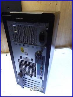 Dell PowerEdge T110 II Tower Server Intel Xeon E3-1230 3.2GHz No Ram No HDD^