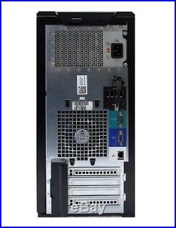 Dell PowerEdge T110 Tower Server Intel Xeon Quad Core X3430 16GB RAM 4x 1TB HD