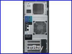 Dell PowerEdge T140 32G RAM 2x2TB RAID 3.4GHz Xeon E-2224 Server 2019 Essentials