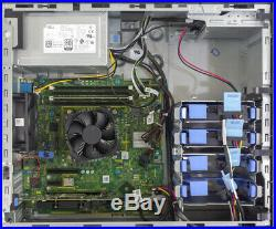 Dell PowerEdge T140 Server 16GB RAM RAID 3.3GHz Xeon E-2224 NEW