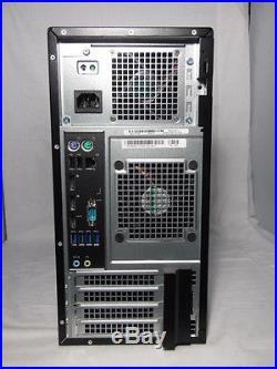 Dell PowerEdge T30 Tower Server E3-1225 V5 3.3Ghz Quad-Core 8GB 1TB DVDRW