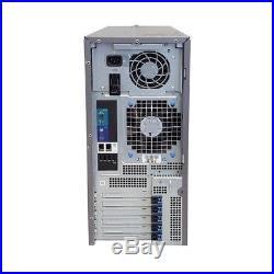 Dell PowerEdge T300 4-Core 2.83GHz E5440 24GB RAM 2x 500GB 3.5 HDD SAS 6/iR