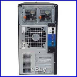 Dell PowerEdge T310 Server 4-Core 2.40GHz X3430 32GB RAM 2x 500GB PERC 6i DRPS