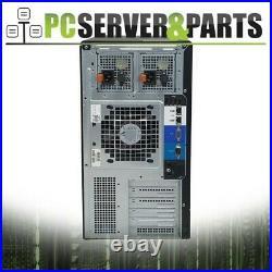 Dell PowerEdge T310 Server 4-Core 2.40GHz X3430 32GB RAM 4x 1TB SAS 6iR NDRPS