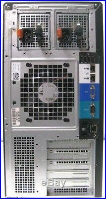 Dell PowerEdge T310 Single Xeon Quad Core X3470 @ 2.93GHz, 8GB RAM, 4x 1TB HDD