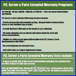 Dell PowerEdge T310 Tower X3430 2.40GHz 32GB 2x 250GB PERC 6i DRPS
