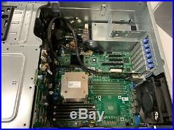 Dell PowerEdge T320 1x E5-2440 6Core 2.40GHz 32GB 2x 300B 10K HDD H310