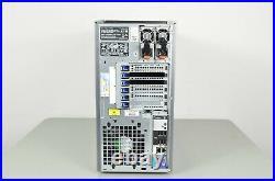 Dell PowerEdge T320 E5-2407 2.2GHz QC 32GB 8x 4TB Tower Server