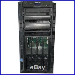 Dell PowerEdge T320 Server Xeon E5-2430 V2 2.5Ghz 6 Core 12GB Perc H710 No HDD