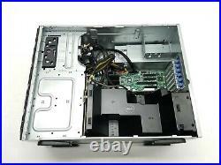 Dell PowerEdge T320 Xeon E5-2407 V2 2.40GHz 8GB RAM 6TB 320GB HDD H310 Server