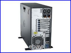 Dell PowerEdge T320 tower Xeon E5-2407 2.2 GHz 8 GB HDD 500 GB