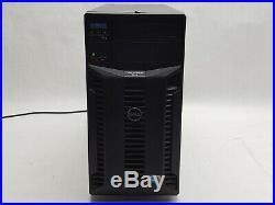 Dell PowerEdge T410 2 Intel Xeon E5620 2.4GHz 16GB PERC 6i 6 Bay Tower Server